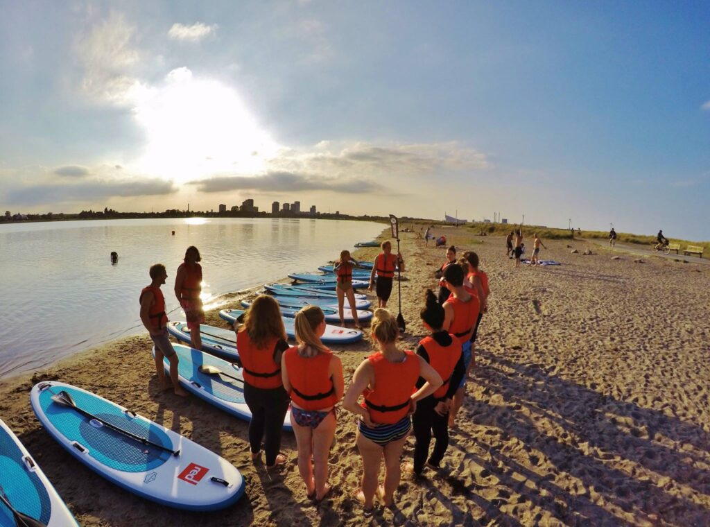 Juni 2017 – Red Paddle boards