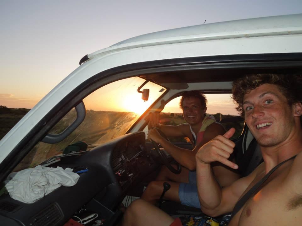 2012 – Vi tager på Roadtrip til Australien