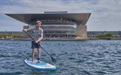 Paddle boarding i København – 3 unikke steder