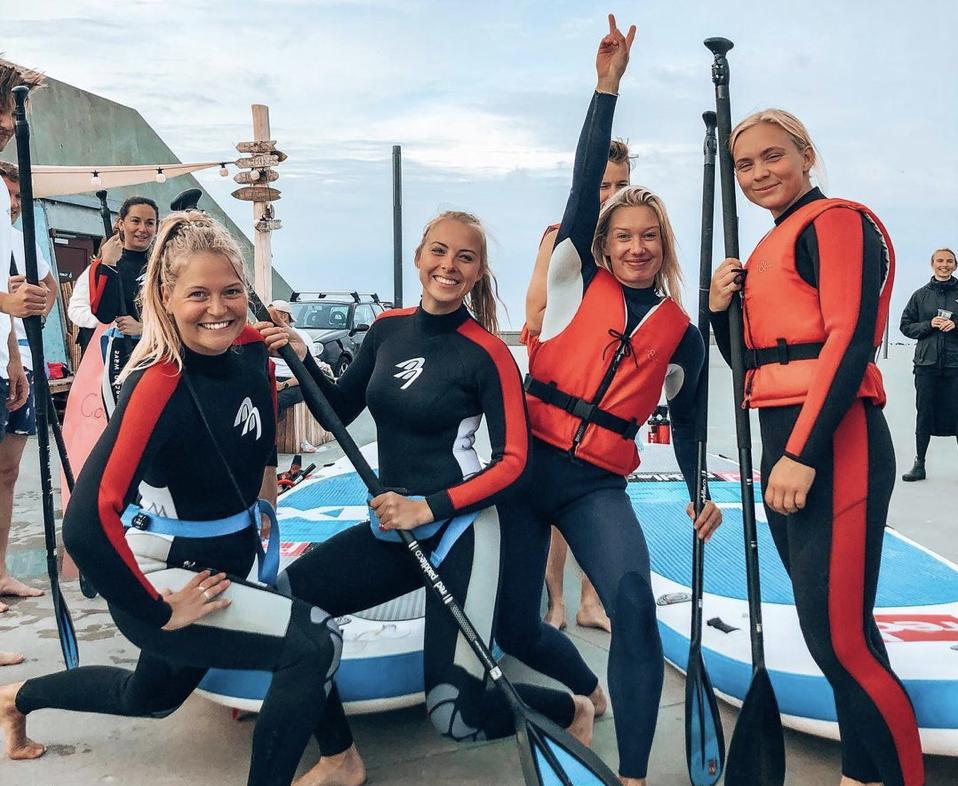 Lær at surfe i København